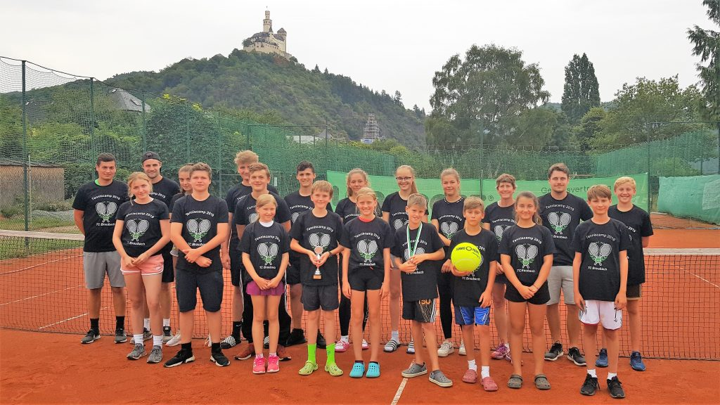 Tenniscamp TC GW Braubach 2019